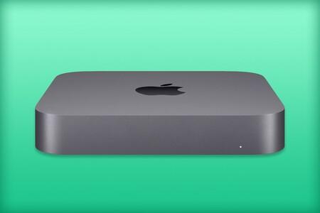 Mac Mini de octava generación de oferta en Amazon México, con procesador Core i3 o i5 en su precio más bajo a la fecha