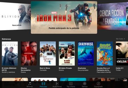 iTunes a la cabeza en satisfacción de los usuarios entre los servicios de streaming de series y películas