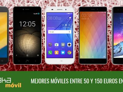 Lenovo Moto C frente a los mejores smartphones alrededor de 100 euros