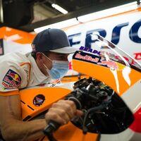 Marc Márquez quiso devolver su salario de 2020 por su lesión y Honda lo rechazó