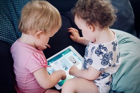 Resultado de imagen para niños pantallas