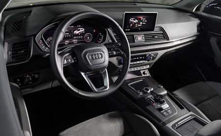 Audi Q5 mild-hybrid diésel