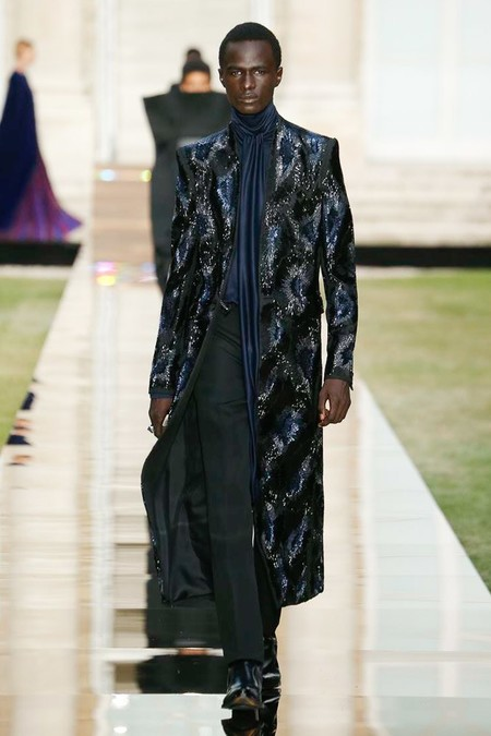 Givenchy Men Haute Couture Fall Winter 2018 Paris 04