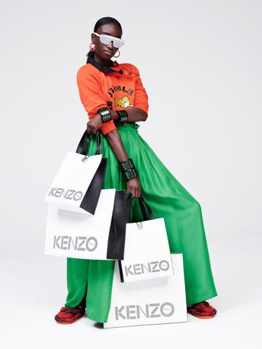 Kenzo x H&M: el lookbook ya está aquí y con él nuevas prendas a las que echar el ojo