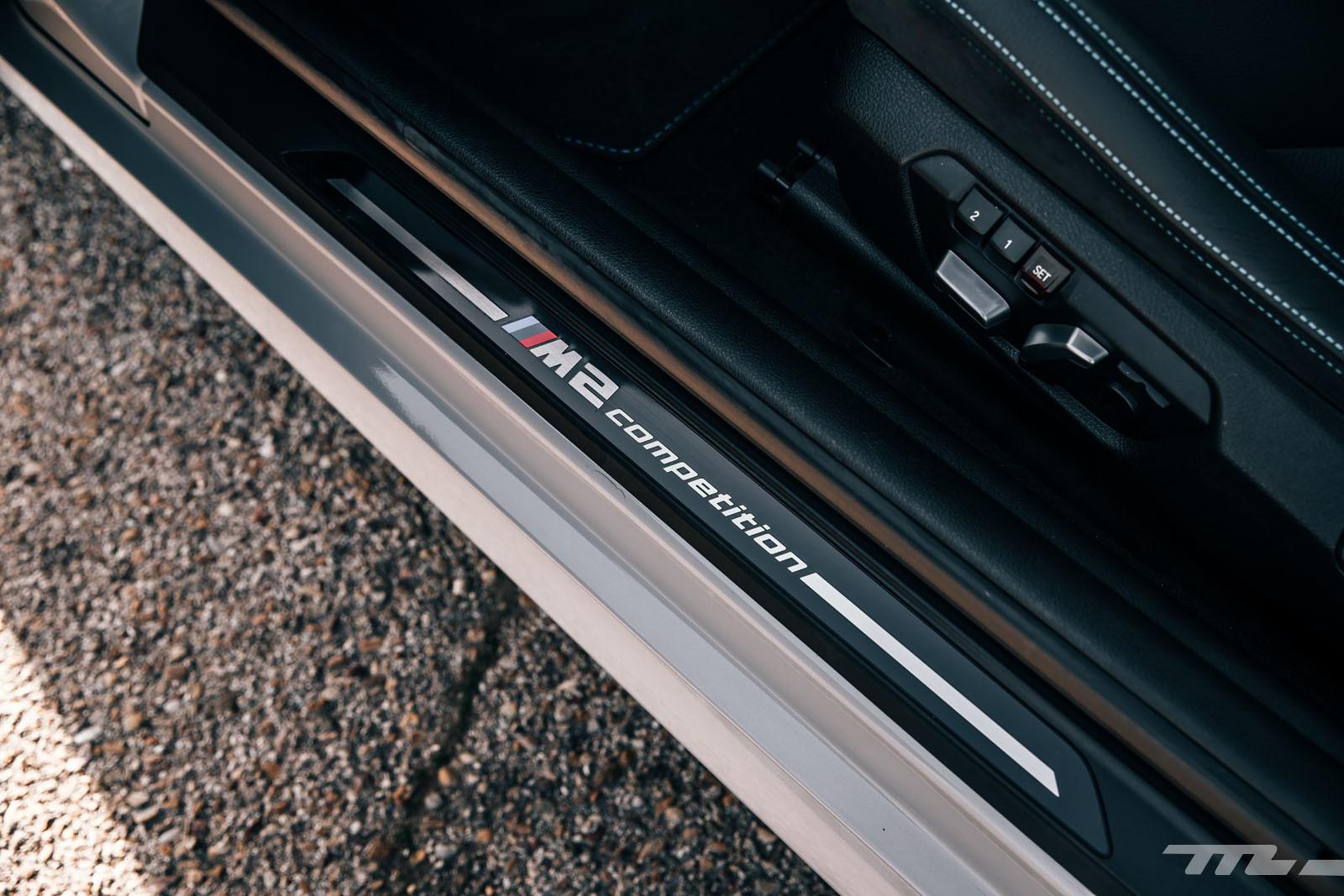 Foto de BMW M2 Competition (prueba) (41/42)