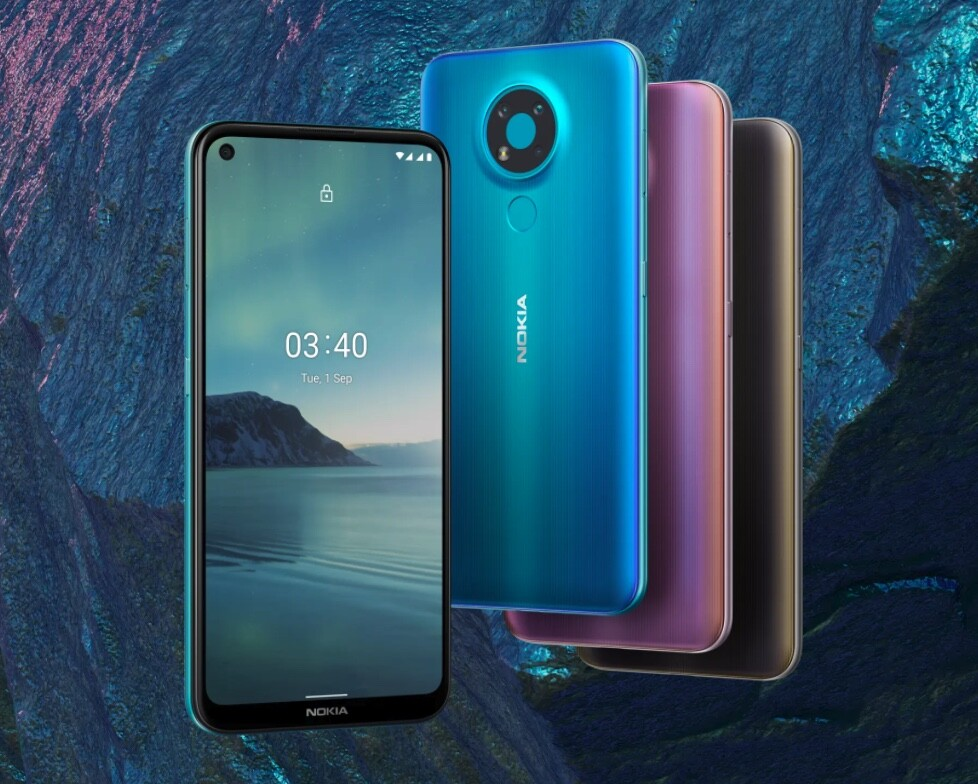 Los Nokia 3.4 y Nokia 2.4 llegan a España: precio y disponibilidad oficiales de los nuevos móviles con Android One