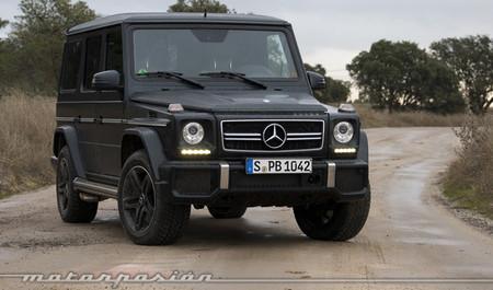 ¿Para qué cambiar el Mercedes-Benz Clase G si este año se han fabricado 20.000 unidades?