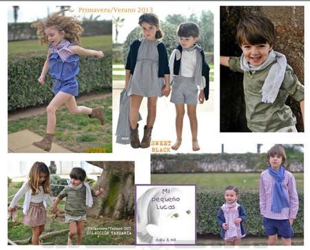 Nuevas colecciones de ropa infantil Mi pequeño Lucas: donde se combina tradición, funcionalidad y tendencias