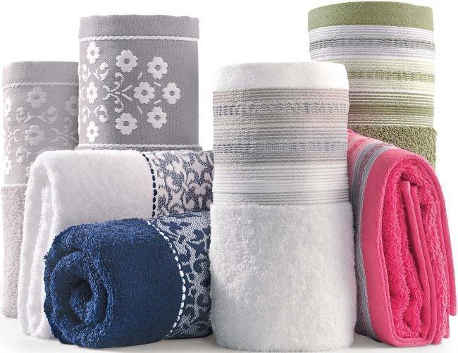 Nuevas colecciones de ba o carrefour home y zara home for Zara home toallas bano