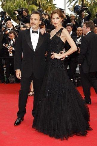 El look de Nieves Álvarez en la alfombra roja de Cannes 2011
