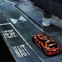 Los nuevos SUV eléctricos de Audi estrenarán faros que proyectan gráficos en el asfalto y delimitan los carriles