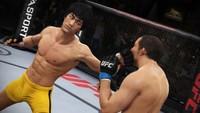 Bruce Lee será un personaje jugable en EA Sports UFC si lo reservas con antelación
