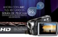El diario ABC ofrece una videocámara HD por 99 euros