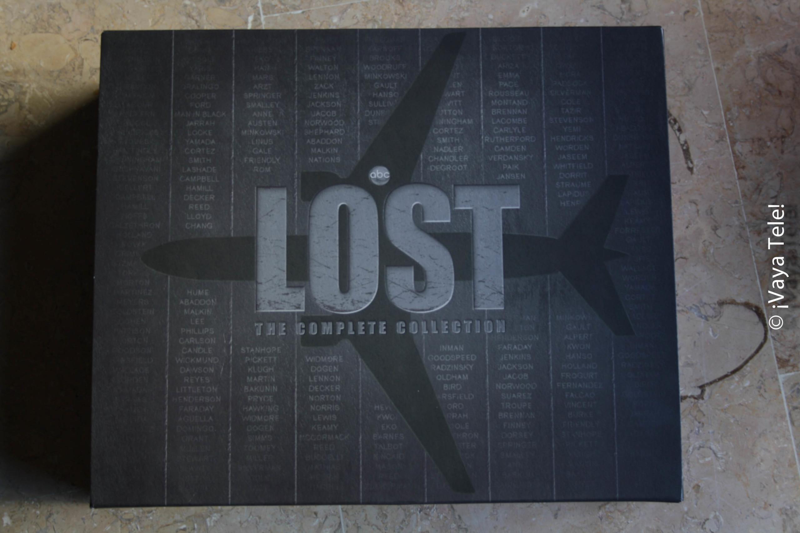 Foto de Colección Completa Lost (1/12)