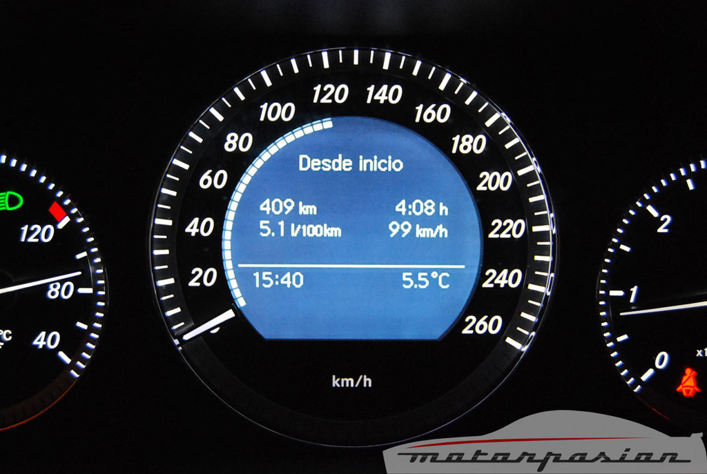 Foto de Mercedes Clase C 200 CDI BlueEfficiency (prueba) (55/56)