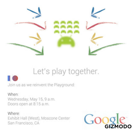 Google PlayGround, ¿el Game Center de Android?