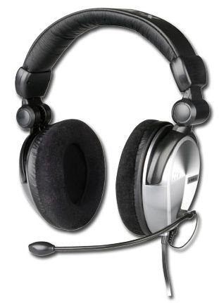 Los auriculares, claro