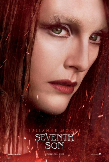 Seventh Son Poster Julianne Moore Comic Con 2013