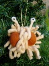Un Monstruo Espagueti Volador en tu árbol de Navidad