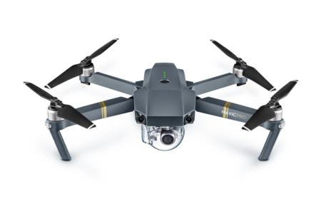 DJI Mavic Pro, un poderoso dron plegable que puedes guardar dentro de una mochila
