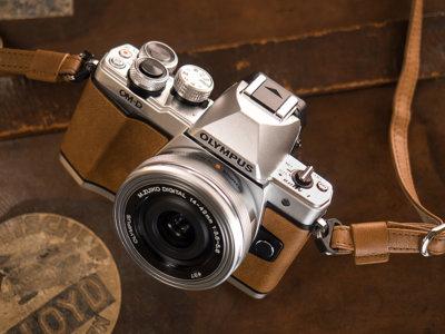 Olympus también anuncia un edición limitada de la OM-D E-M10 Mark II