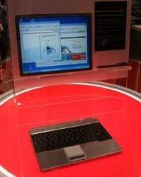 Ordenador portátil con pantalla WiFi