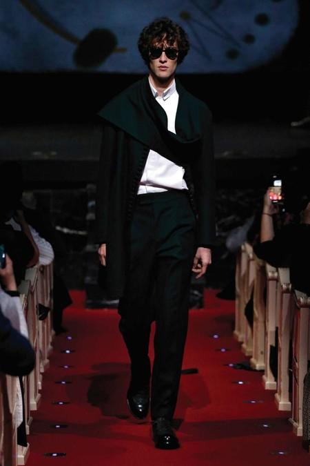 Oteyza La Simplicidad Del Diseno Sartorial En La Semana De La Moda De Madrid 8