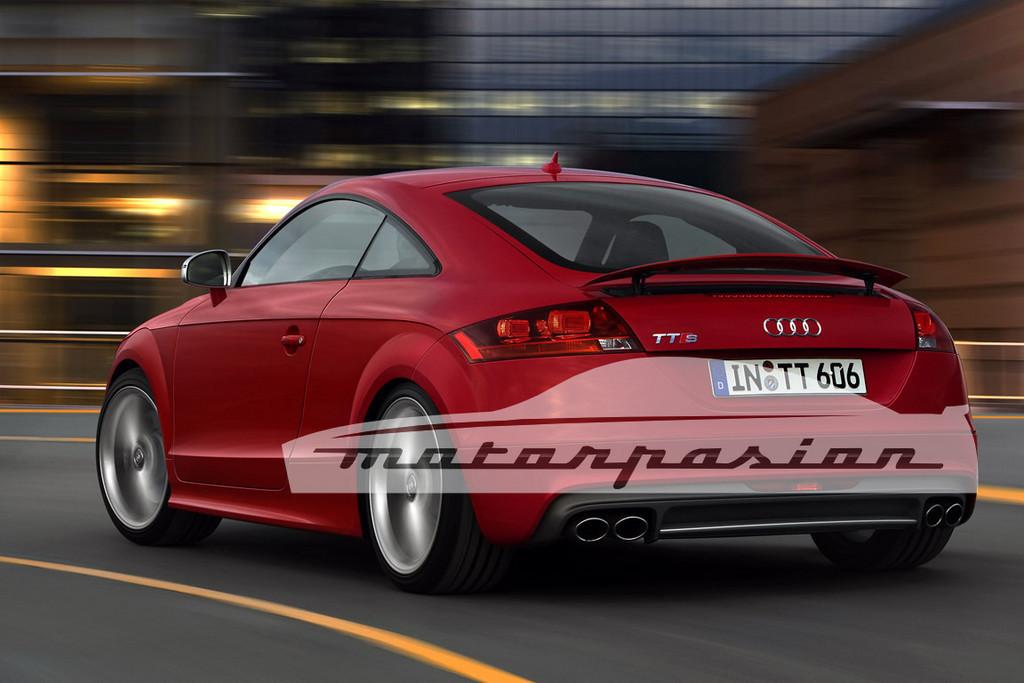 Audi Tts 39 40