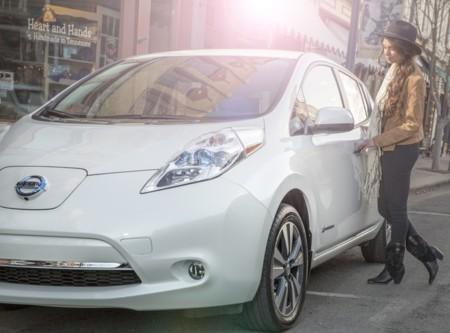 Nissan Leaf 2015 2