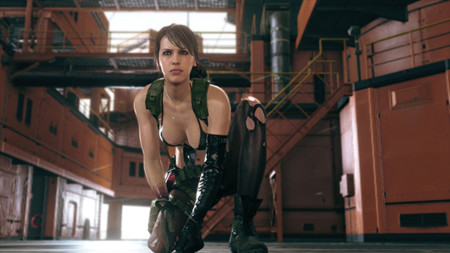 El DLC de Cloaked in Silence que llevará a Quiet a Metal Gear Online ya tiene fecha de salida