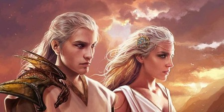 Rhaegar Targaryen Bymagali Villeneuve