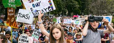 Los chicos continúan dándonos lecciones: millones de niños y adolescentes se ponen en huelga para acciones que salven al planeta