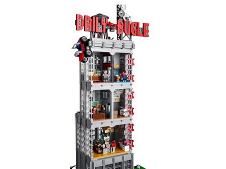Nuevo Set Lego Spider Man Edificio El Clarin Precio Disponibilidad Mexico