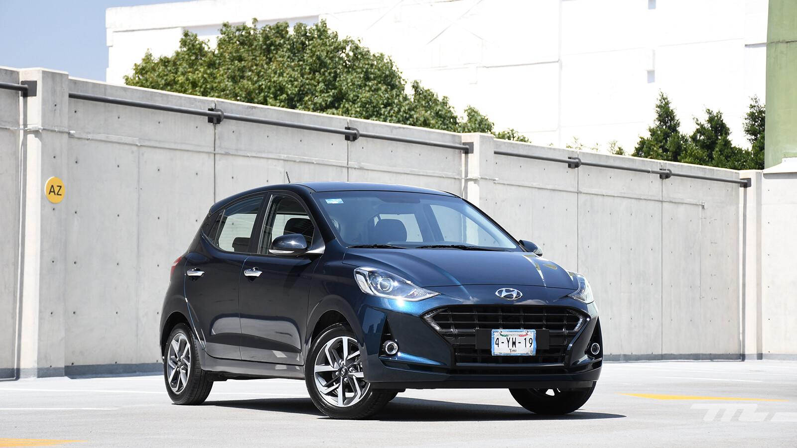 Foto de Hyundai Grand i10 2021 (prueba) (1/26)