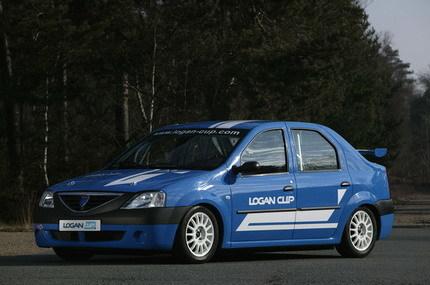 Dacia Logan Cup