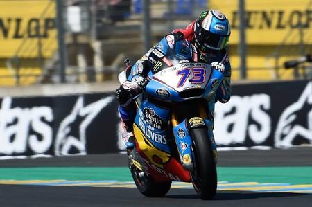 Alex Marquez Gp Francia Moto2 2018 2