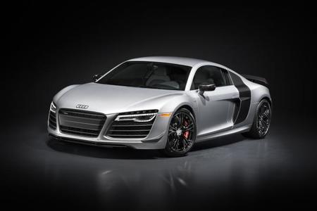 Audi R8 Competition, el más rápido y poderoso