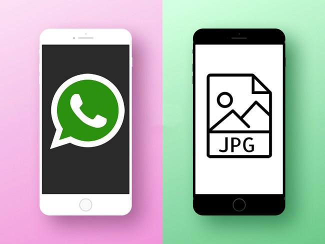 Cómo enviar imágenes a través de WhatsApp sin que pierdan calidad