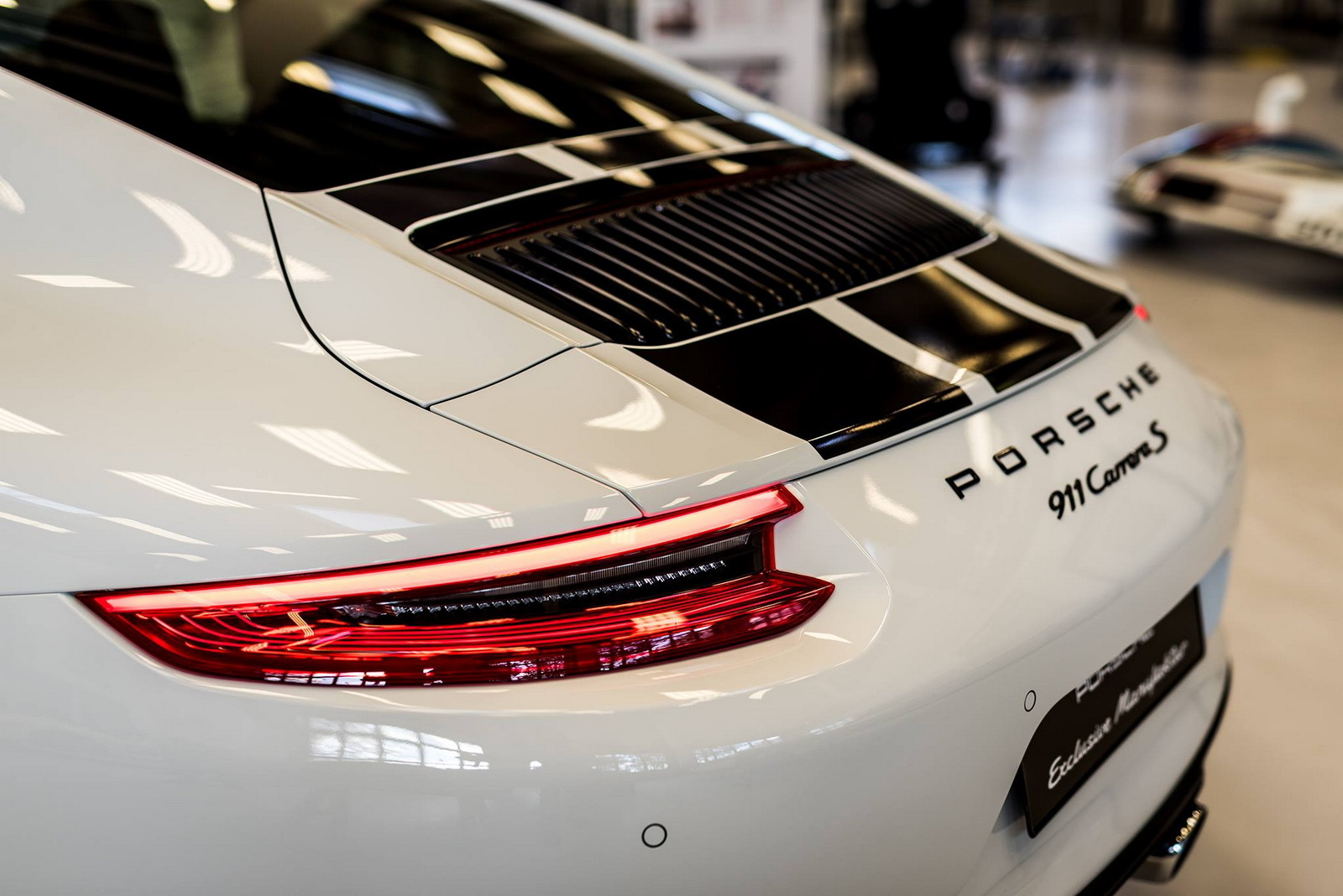 Foto de Porsche 911 Carrera S Endurance Racing Edition (6/10)