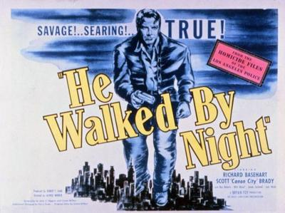 Film Noir | 'Orden: Caza sin cuartel' de Alfred L. Werker y Anthony Mann