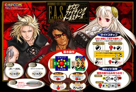 Capcom Fighting Allstars How To Play Cfnportal