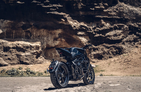 Mv Agusta Brutale Rough Crafts Guerrilla Tre 12