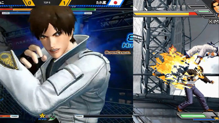 Ha salido un vídeo comparativo que muestra la rapidez de The King of Fighters XIV contra sus antecesores