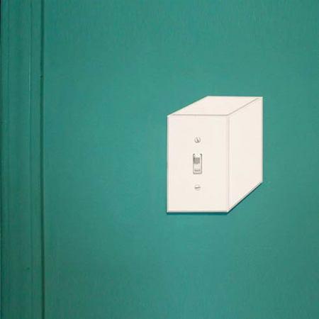 Enchufes e interruptores en tres dimensiones para decorar - Enchufes e interruptores ...