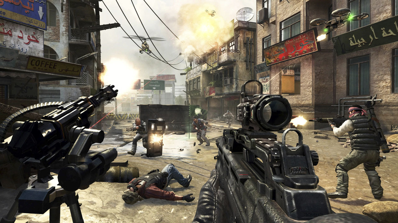 Foto de Call of Duty: Black Ops 2 (8/11)