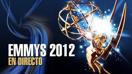Los Emmys 2012 en directo