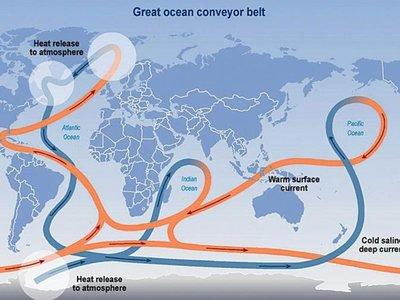 El clima de Europa es cosa del pasado: la corriente del Golfo está en su peor momento en 1500 años