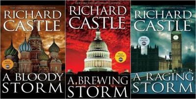 ABC prepara una adaptación de las novelas de Richard Castle; espera, ¿qué?