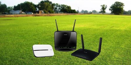 Que tus dispositivos no pierdan la conexión a Internet en verano: routers Wi-Fi 4G y tarifas de datos para navegar donde estés