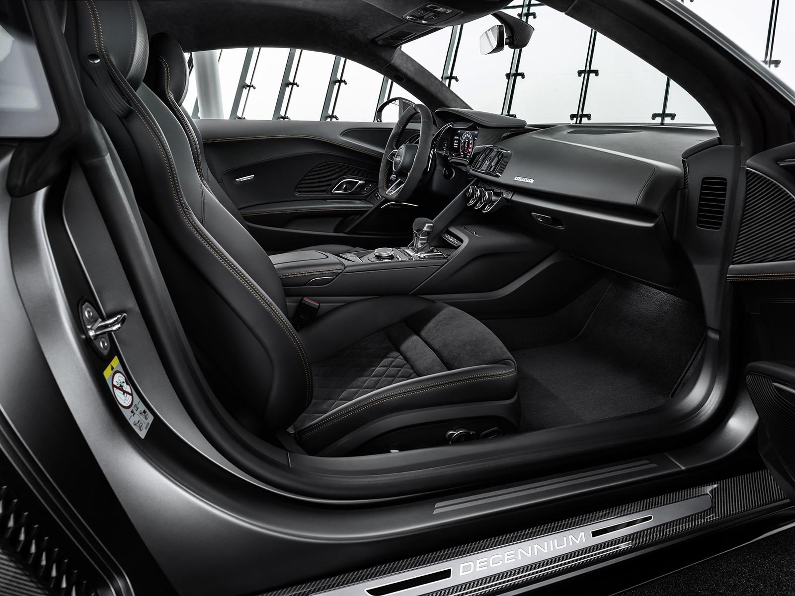 Foto de Audi R8 Decennium (6/13)
